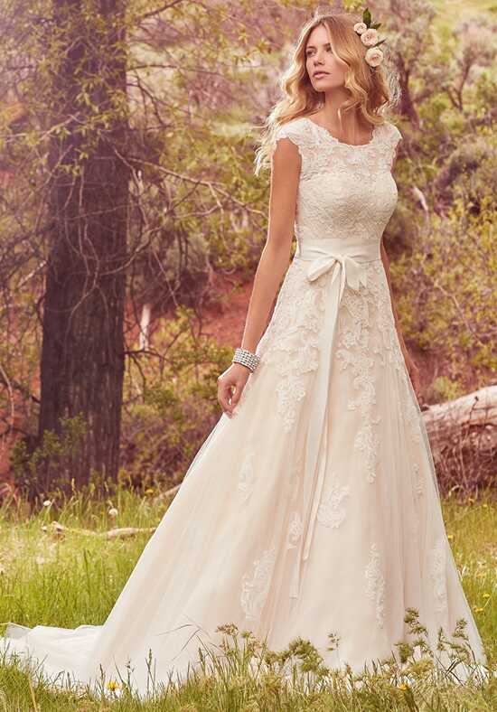 Maggie Sottero Lindsey Marie A-Line Wedding Dress