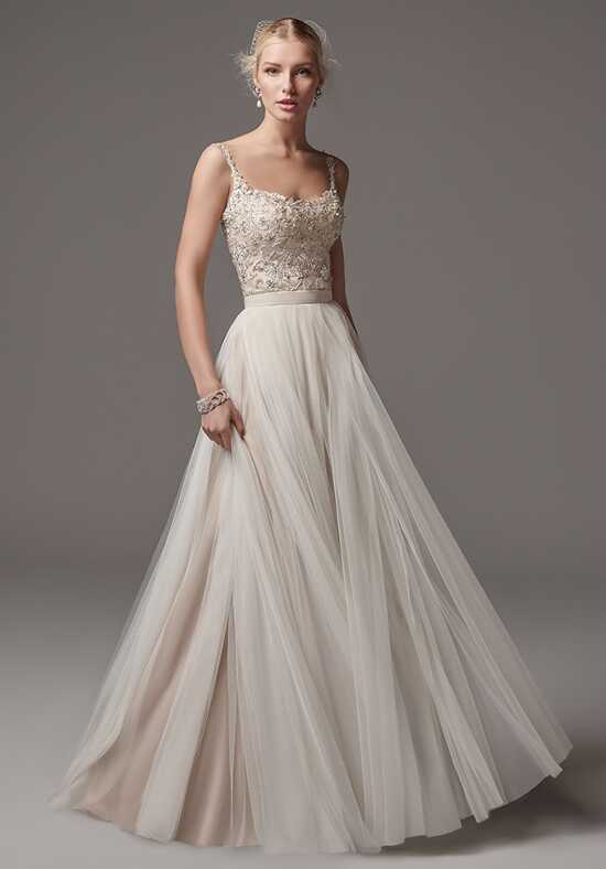 Sottero and Midgley Alita bodice with Ashby Skirt A-Line Wedding Dress