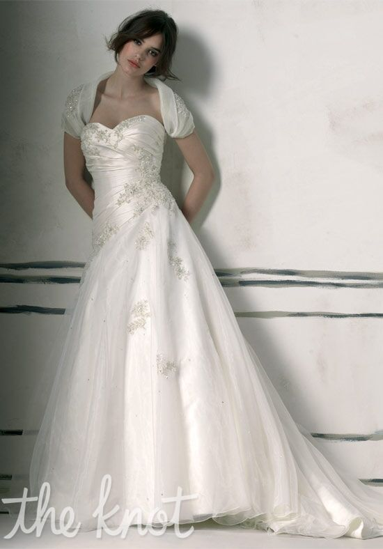 Justin Alexander 8535 Ball Gown Wedding Dress