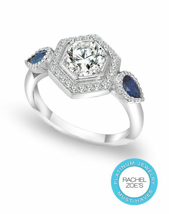 Deactive Rachel Zoes Platinum Must-Haves Timeless Designs Platinum Wedding Ring