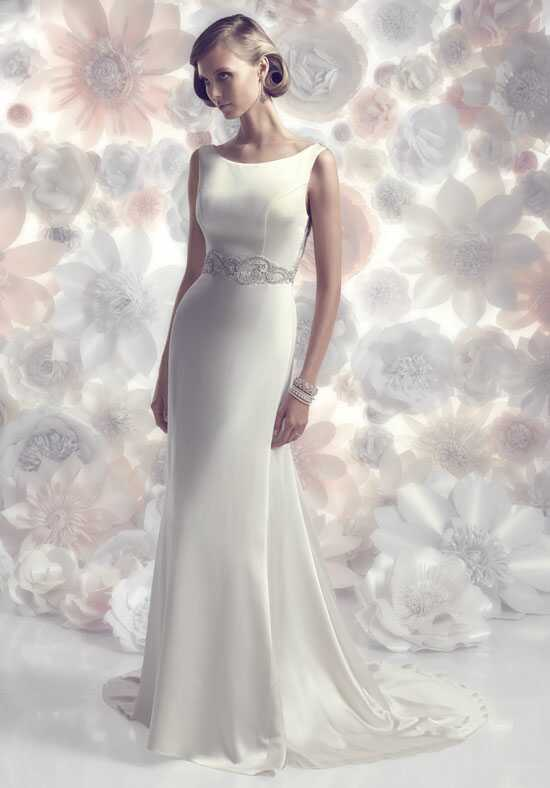 Amaré Couture B088 Sheath Wedding Dress