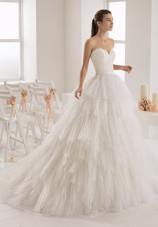 Aire Barcelona BARTRA Ball Gown Wedding Dress