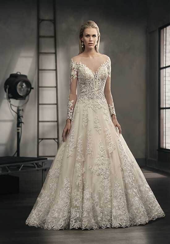 Jasmine Couture T192056 Ball Gown Wedding Dress