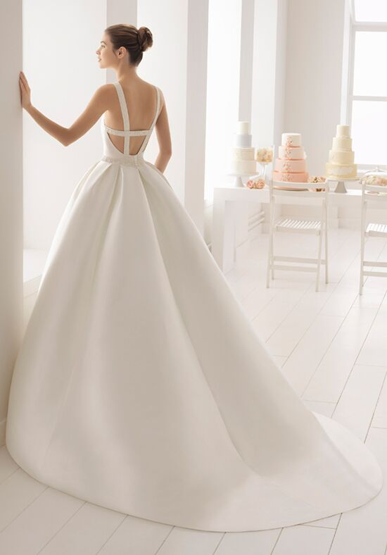 Aire Barcelona BOGA Ball Gown Wedding Dress