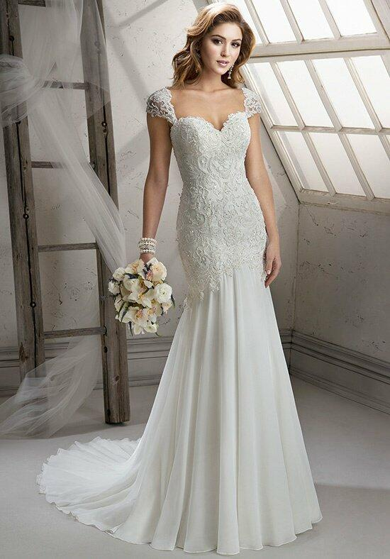 dresses for weddings guests sottero and midgley summer wedding dress the knot 3728