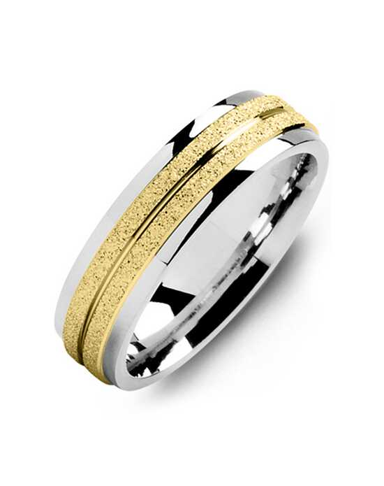 MADANI Rings MPE814WY Gold, White Gold Wedding Ring