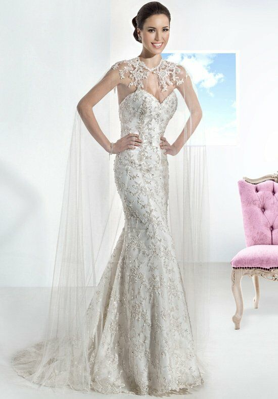 Demetrios 1461 Wedding Dress