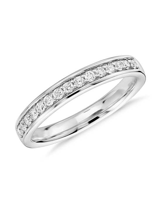 Colin Cowie Pave Diamond Ring (1/4 ct. tw.) Platinum Wedding Ring