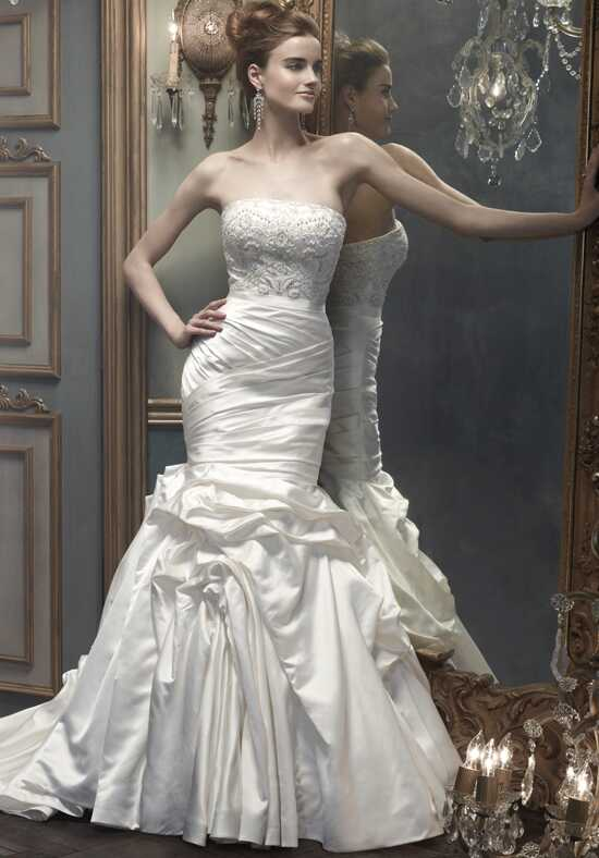 Amaré Couture by Crystal Richard B070 Mermaid Wedding Dress