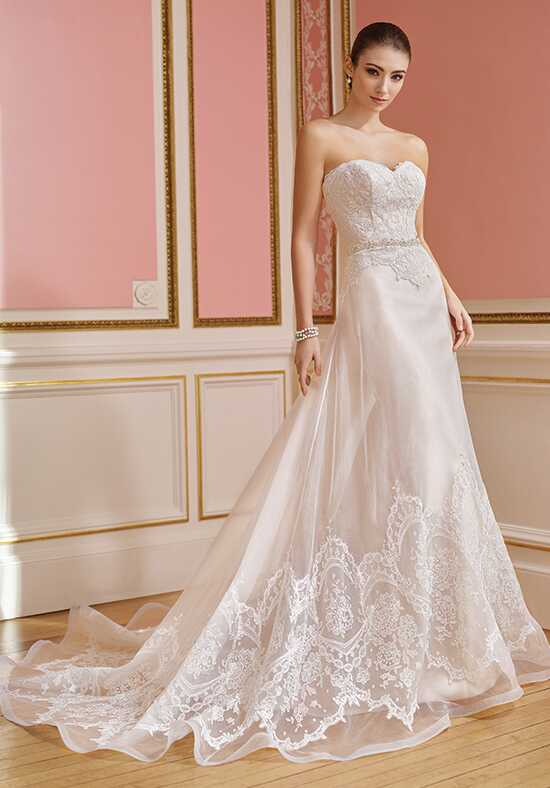 David Tutera for Mon Cheri 217207 Hallie A-Line Wedding Dress