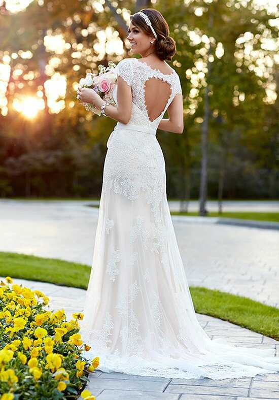 Stella York 5974 Sheath Wedding Dress