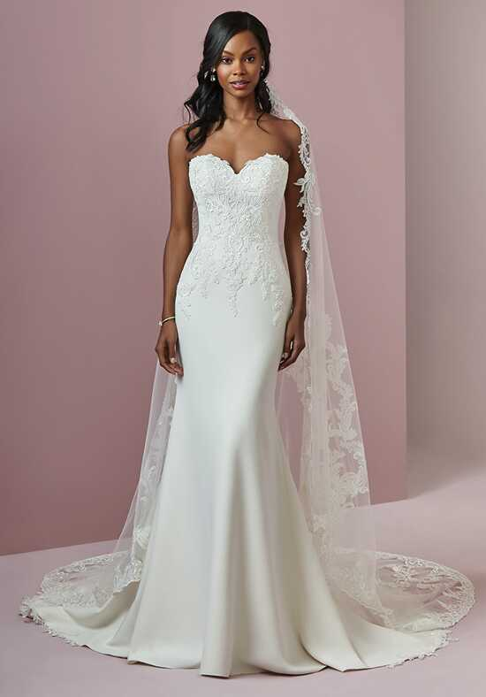 Rebecca Ingram Billie Sheath Wedding Dress