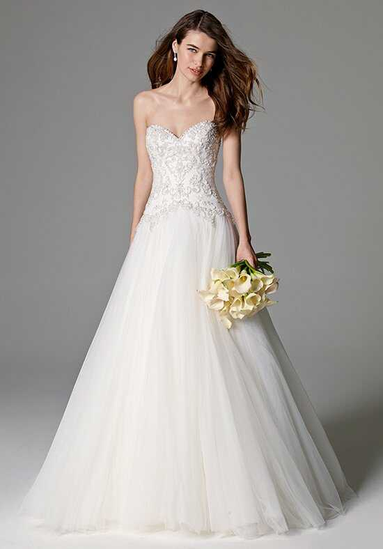 Watters Brides Willamina 8090B Ball Gown Wedding Dress