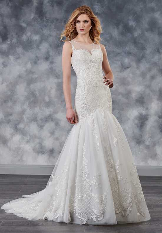 Mary's Bridal Couture d'Amour MB4025 Mermaid Wedding Dress