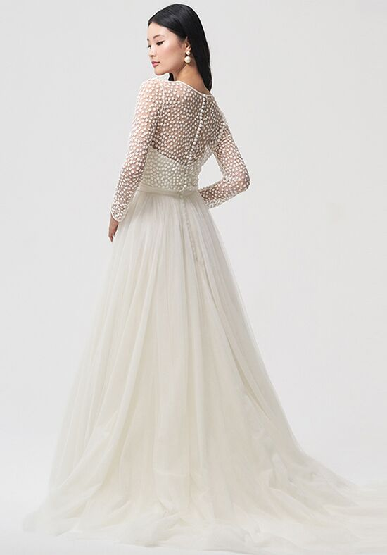 Jenny By Yoo Gigi A Line Wedding Dress