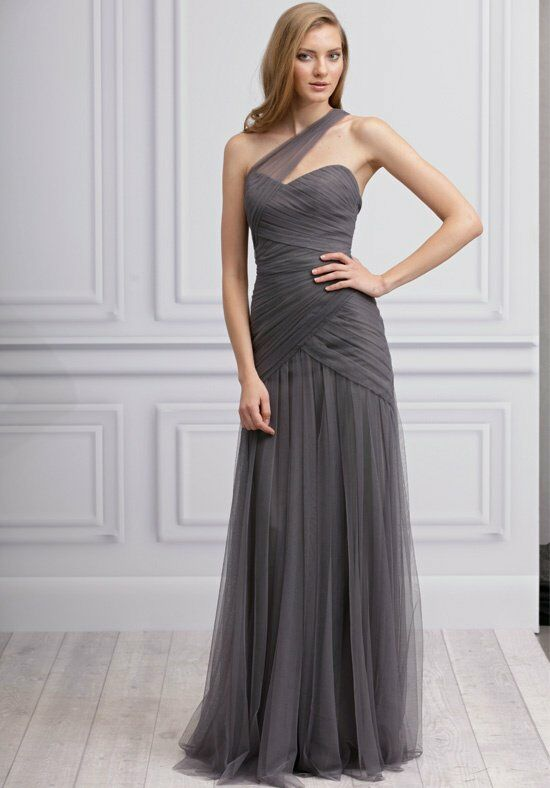 Monique Lhuillier Bridesmaids 450088 Bridesmaid Dress