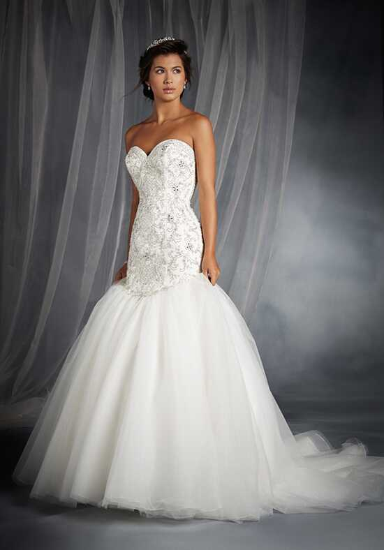 Alfred angelo disney fairy tale weddings bridal collection for D angelo wedding dresses