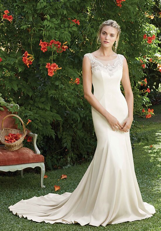 Casablanca Bridal Style 2284 Petunia Mermaid Wedding Dress