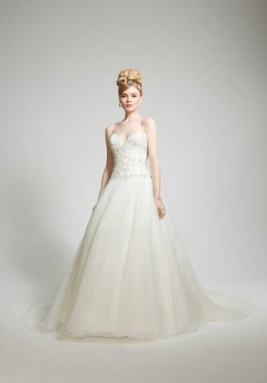 Matty by Matthew Christopher Madeline Ball Gown Wedding Dress