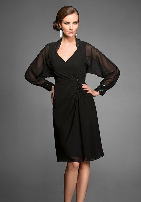 Jasmine Black Label M170010 Mother Of The Bride Dress - The Knot