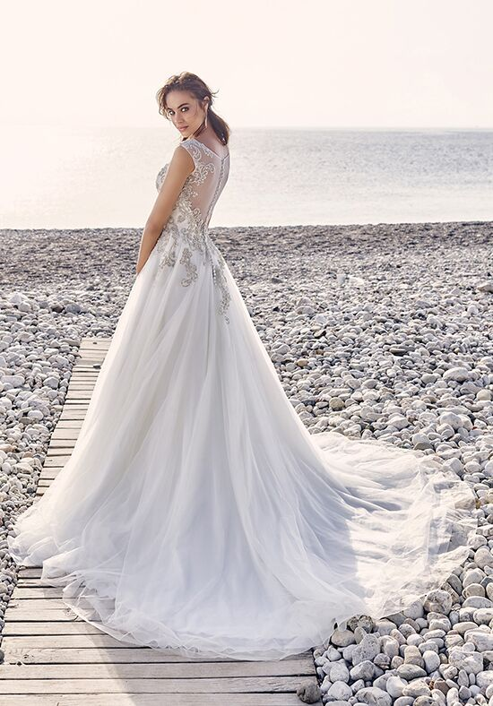 Eddy K Grenada Ball Gown Wedding Dress