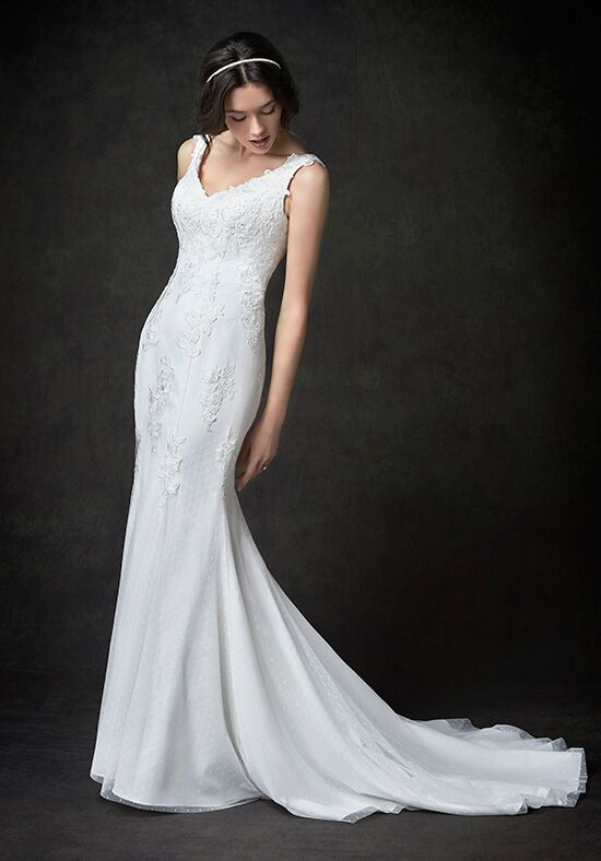 Kenneth Winston: Gallery Collection GA2278 Sheath Wedding Dress