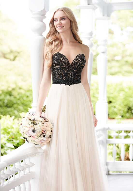 Martina Liana Bryce+Sawyer A-Line Wedding Dress