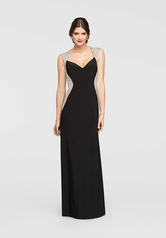 David's Bridal Mother of the Bride David's Bridal Style 57410D Black Mother Of The Bride Dress