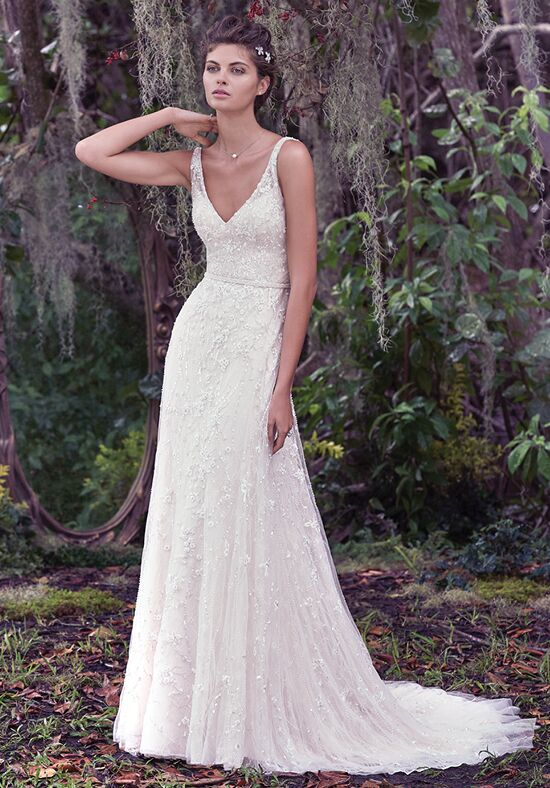 Maggie Sottero Jorie A-Line Wedding Dress