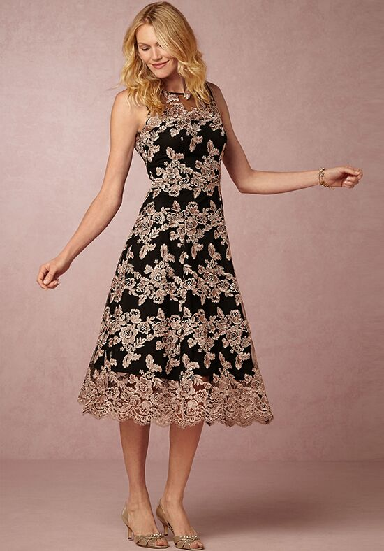 BHLDN (Mother of the Bride) Tonya Black Mother Of The Bride Dress