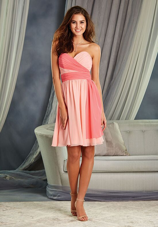 Alfred Angelo Signature Bridesmaids Collection 7376S Sweetheart Bridesmaid Dress