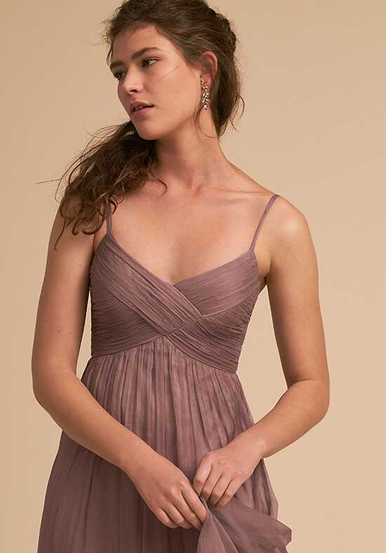 BHLDN (Bridesmaids) Brigitte Dress V-Neck Bridesmaid Dress