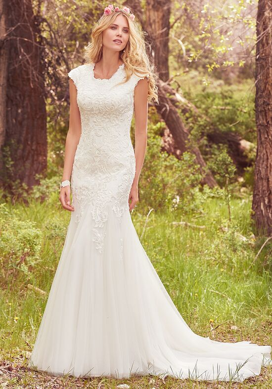Maggie Sottero Perla Marie Wedding Dress