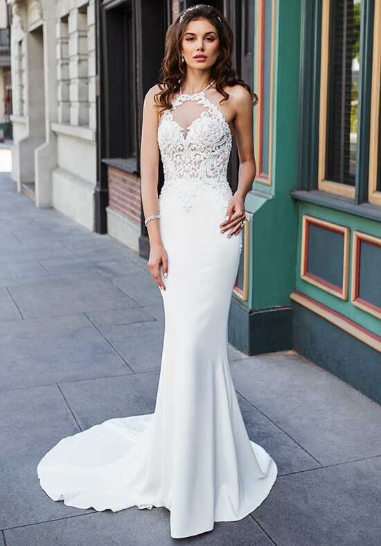 KITTYCHEN VERONICA, H1871 Sheath Wedding Dress