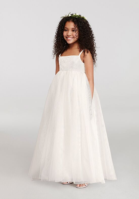David's Bridal Flower Girl David's Bridal Style OP212 Flower Girl ...