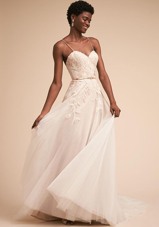BHLDN Guinevere Gown A-Line Wedding Dress
