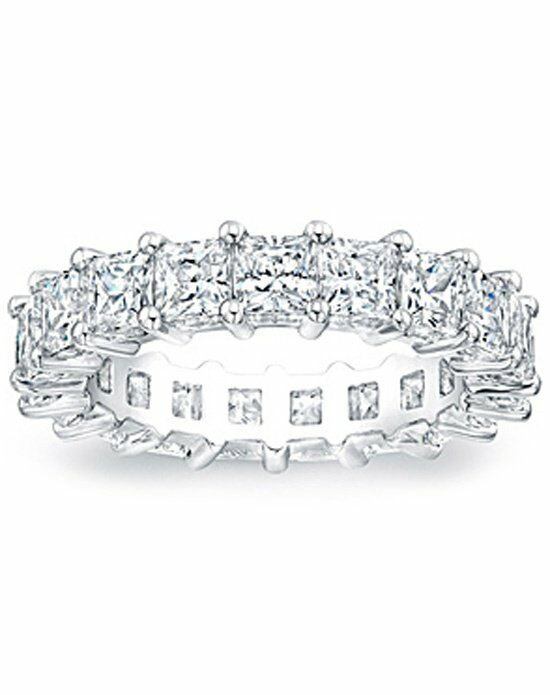 Since1910 Eternity Ring .25ct PR White Gold Wedding Ring