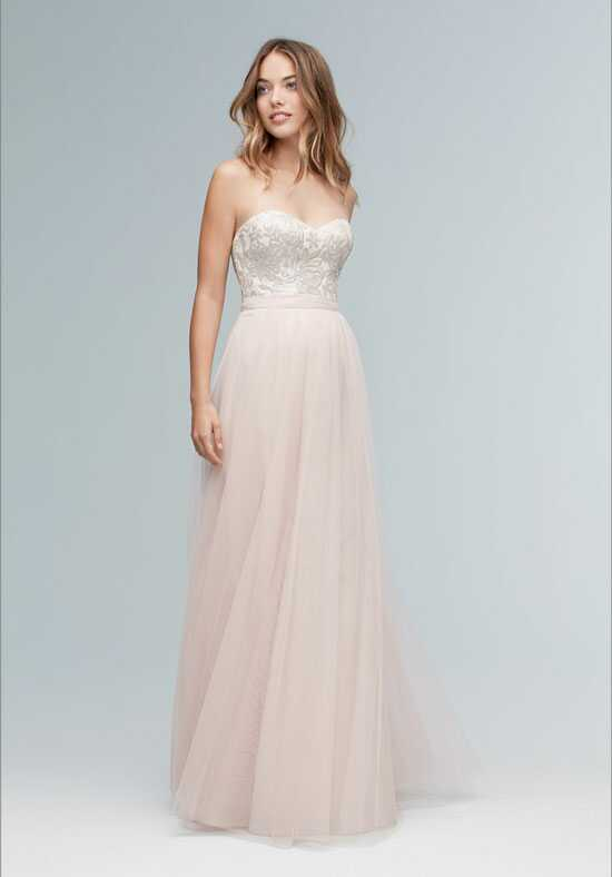 Wtoo Maids 159i Strapless Bridesmaid Dress