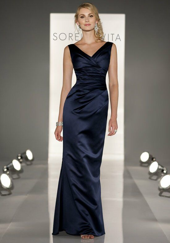 Sorella Vita 8202 V-Neck Bridesmaid Dress