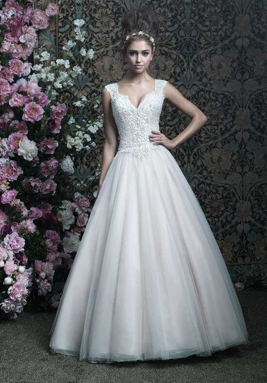 Allure Couture C407 Ball Gown Wedding Dress