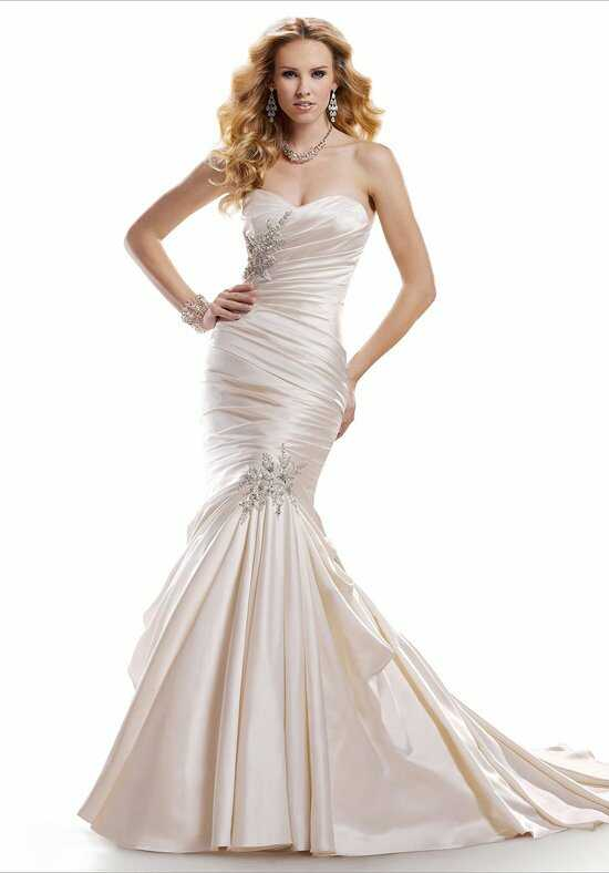 Maggie Sottero Sydney Mermaid Wedding Dress