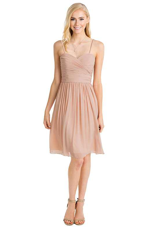 Vow to be Chic Pine Sweetheart Bridesmaid Dress