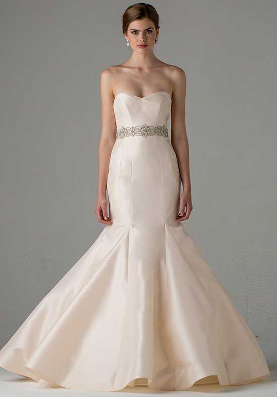 Anne Barge Vendome Mermaid Wedding Dress