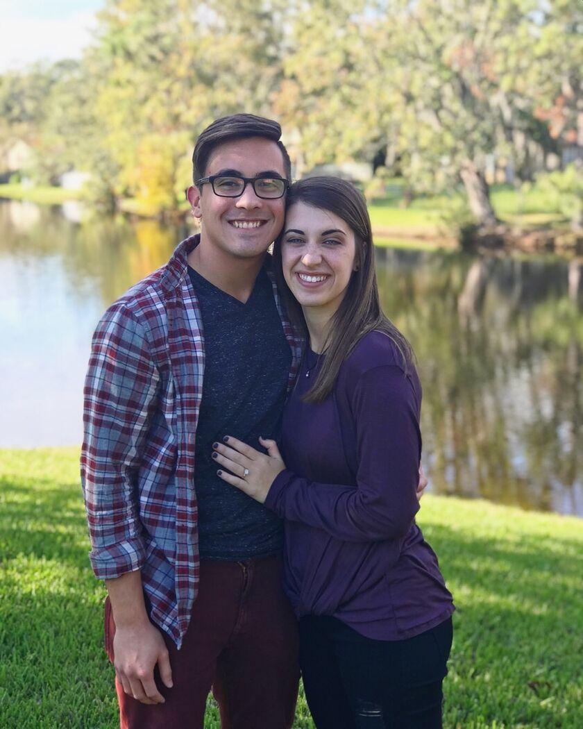Sara Copley And Austin Pulmanos Wedding Website