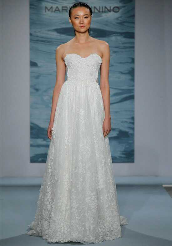 Mark Zunino for Kleinfeld 133 Ball Gown Wedding Dress