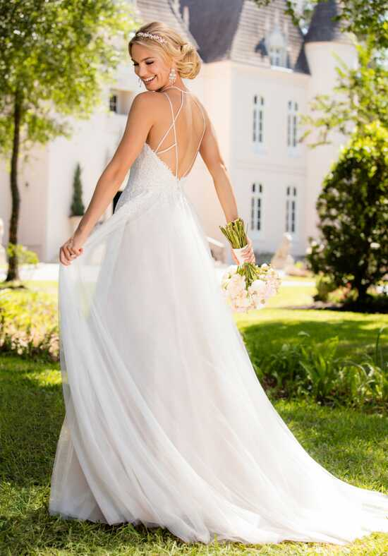 Stella York 6642 Sheath Wedding Dress