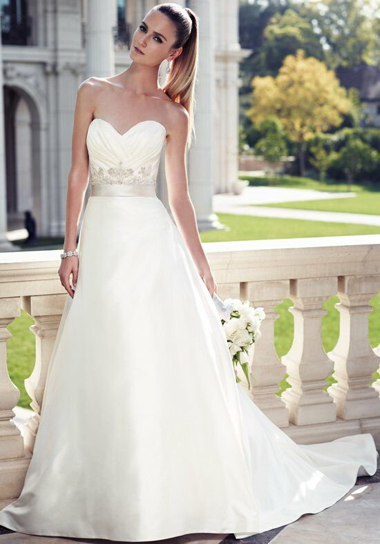 Casablanca Bridal 2089 A-Line Wedding Dress
