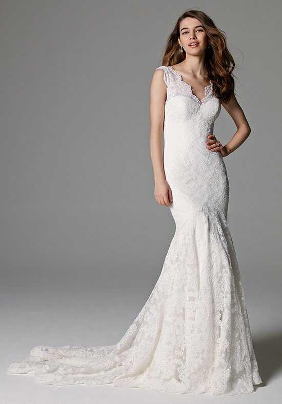 Watters Brides Somerset 8040B Mermaid Wedding Dress