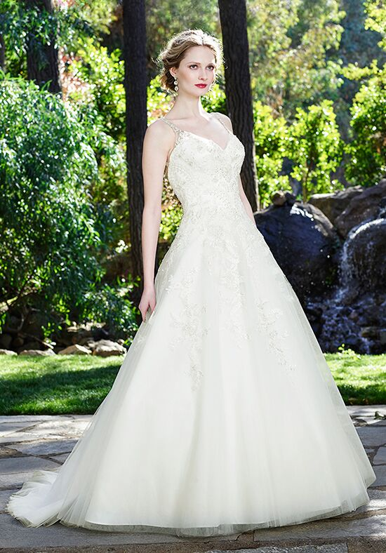 Casablanca Bridal 2248 Juniper Ball Gown Wedding Dress