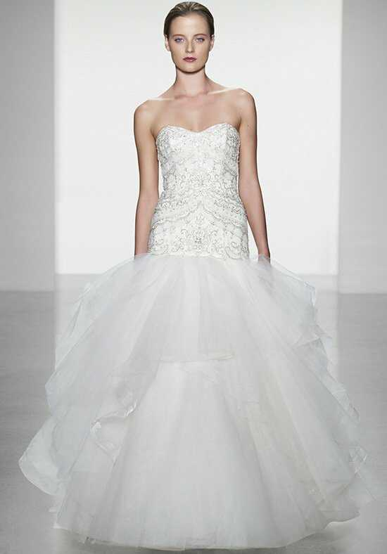 Kenneth Pool GENEVIEVE Ball Gown Wedding Dress